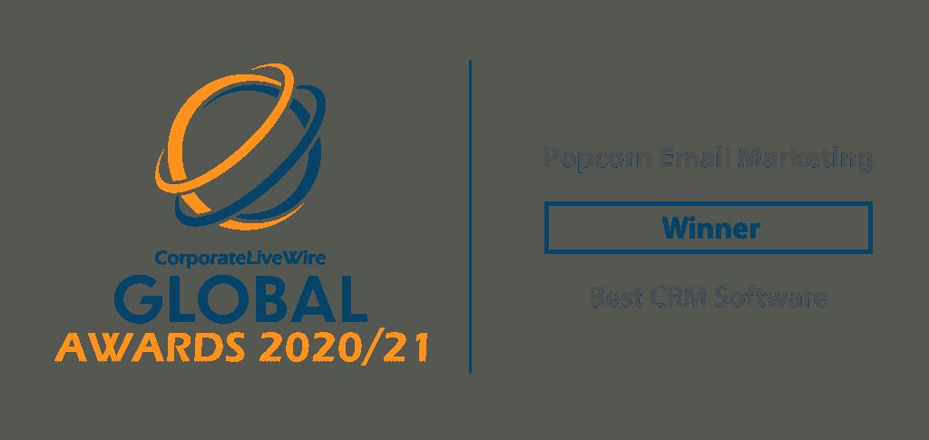popcorn global awards 2020 2021
