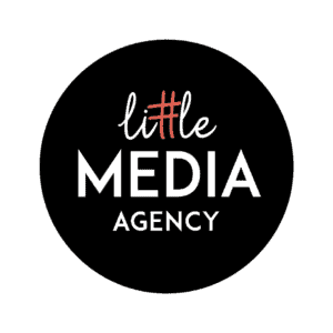 little media agency logo case studies