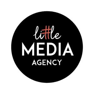 little media agency logo popcorn case studies