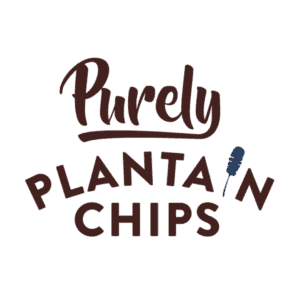purely plantain chips logo case studies