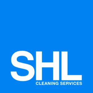 shl cleaning services logo case studies