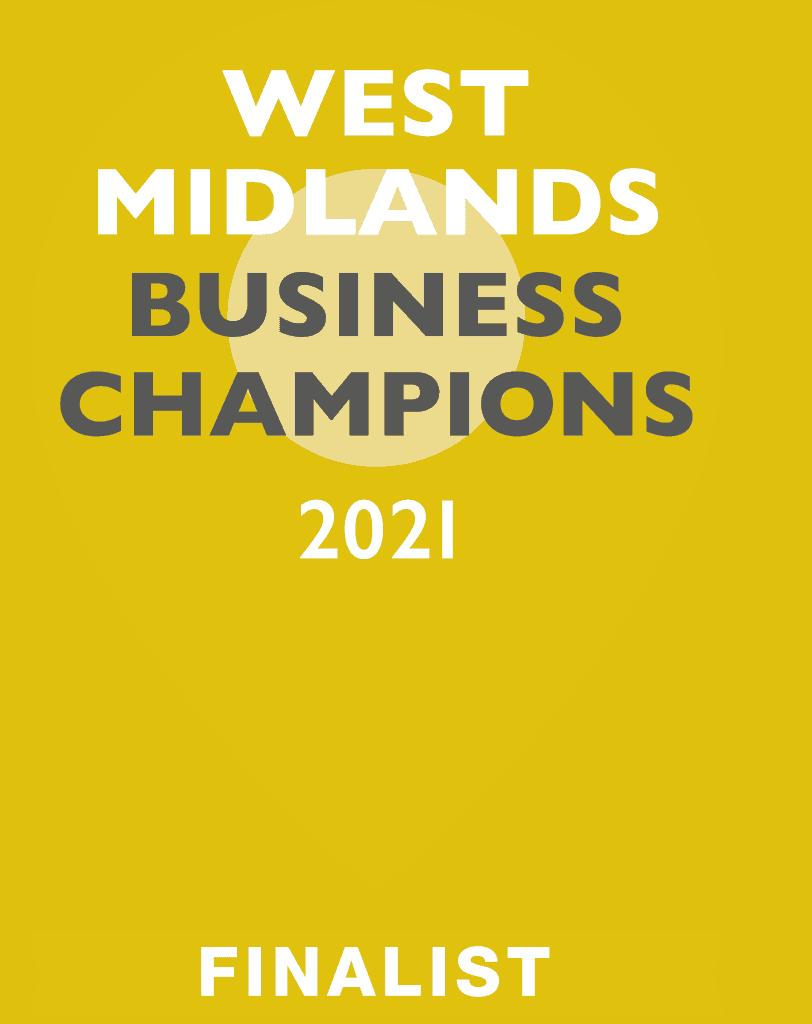 west midlands business champions finalist