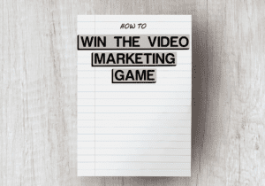 photo for engaging video article displaying win the video marketing game