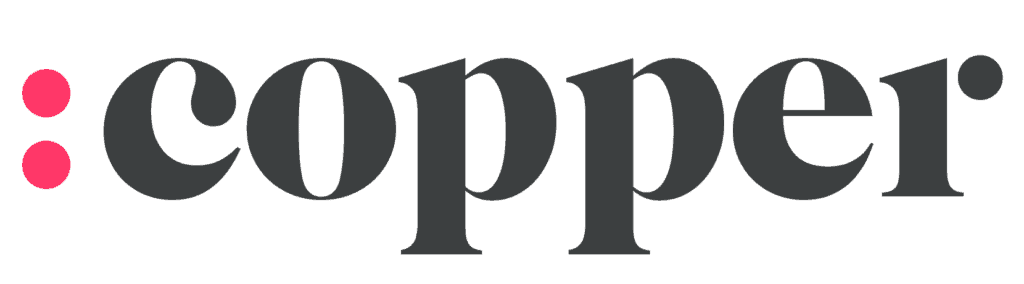 copper logo sales pipelines reminders